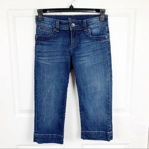 Kut from the Kloth Cropped Denim Jeans Stitch Fix